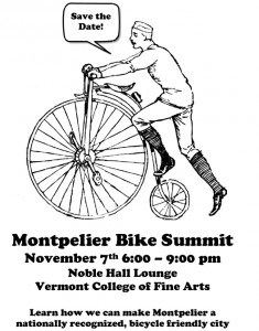 Montpelier Bike Summit